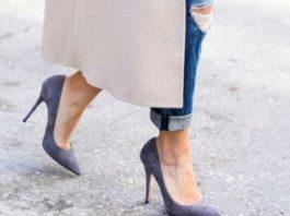 Есть трюк, чтобы носить каблуки весь день и без боли в ногах!