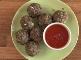 Сытные мясные шарики с сыром: оригинальная альтернатива привычным котлетам