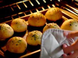 Вкуснейшие сырные бомбочки с чесночком и зеленью. Объедение!