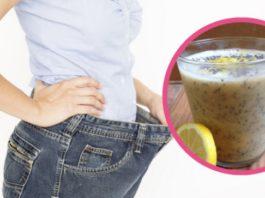 Выпейте этот «сжигатель жира» и устраните абдоминальный жир за 7 дней