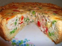 Открытый чудо – пирог! Просто и вкусно!