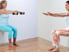 Вот как получить стройные ноги, плоский живот и избавиться от болей в коленях, лишнего веса всего за 5 минут!