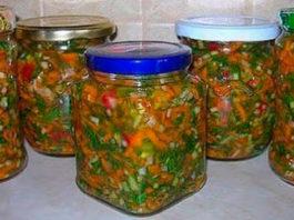 Заправка для супа. Полезная заготовка