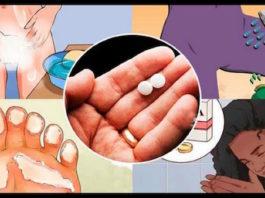 10 невероятных трюков с аспирином, которые каждая женщина должна знать