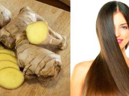 2 способа использовать имбирь, чтобы улучшить здоровье ваших волос и сделать их сильнее и красивее