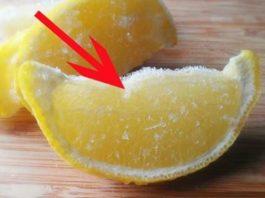 Замороженные лимоны вылечат диабет, опухоли и помогут скинуть лишний вес!