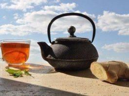 Чай который растопил все килограммы…