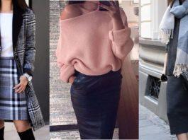 Деловой гардероб на осенне-зимний сезон: 20 эффектных образов