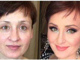 12 законов правильного макияжа для женщин 40+: лет десяток с плеч долой!