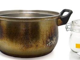 Делаем свое средство для очищения накипи, жира и гари на кухне