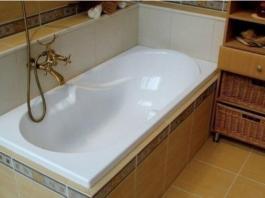 Ванна будет сиять как новая через 30 минут! Отличное средство!