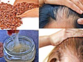 Семена льна для волос: готовим натуральный отвар и получаем пышную шевелюру
