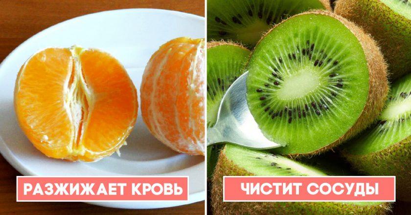 фрукты для гипертоников