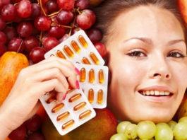 Чтобы всегда выглядеть моложе на 10 лет используйте витамин Е