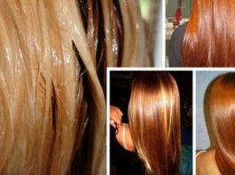 Домашнее ламинирование: ваши волосы будут, как шелк на протяжении двух недель