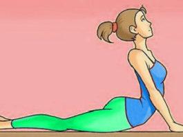 Вот 6 упражнений, чтобы за пару месяцев растворить весь жир на животе