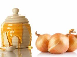 Очищение сосудов головного мозга луком и медом