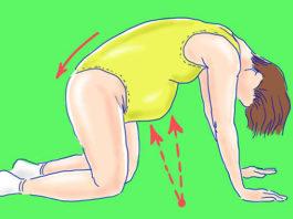 Тянемся и худеем. 5 растягивающих упражнений для сжигания жира в области талии