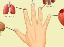 Уникальный японский метод самоисцеления за 5 минут. Каждый палец связан с определенными органами